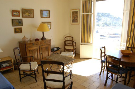 Flat in Cassis - Vacation, holiday rental ad # 59380 Picture #2