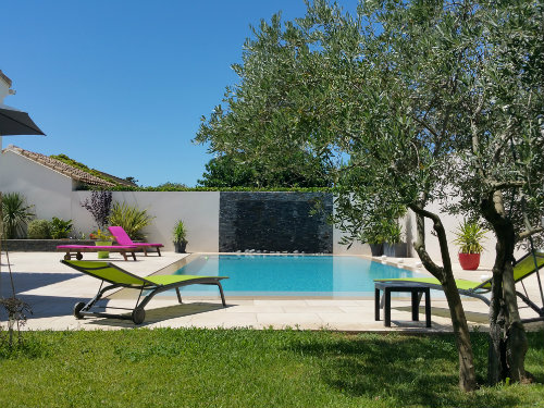Maison St Martin De Crau - 3 personnes - location vacances  n°59406
