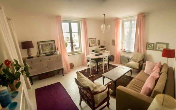 Appartement Veules Les Roses - 2 personnes - location vacances  n°59413