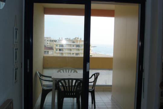 Flat in Canet Plage - Vacation, holiday rental ad # 59418 Picture #1