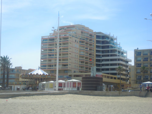 Flat in Canet Plage - Vacation, holiday rental ad # 59418 Picture #10