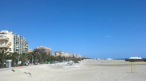 Flat in Canet Plage - Vacation, holiday rental ad # 59418 Picture #11