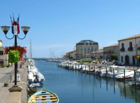 House in Marseillan ville - Vacation, holiday rental ad # 59421 Picture #1