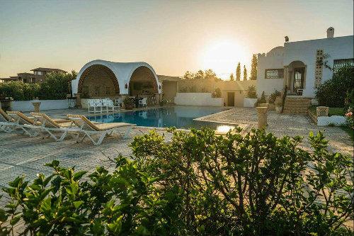 Gite 8 personnes Nabeul - location vacances  n°59429