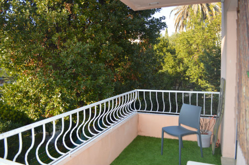 Flat Cannes - 3 people - holiday home  #59441