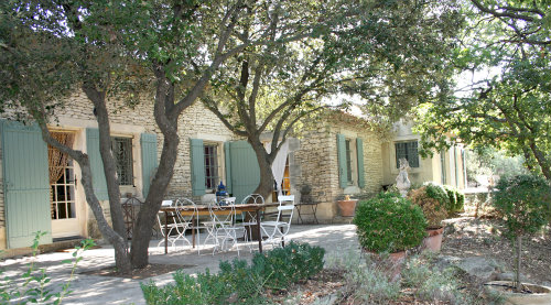 House in Beaumettes - Vacation, holiday rental ad # 59449 Picture #1
