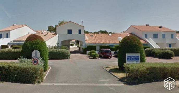 Maison 5 personnes Saint Jean De Monts - location vacances  n°59452