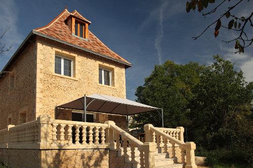 Gite Saint Geyrac - 10 personnes - location vacances  n°59457