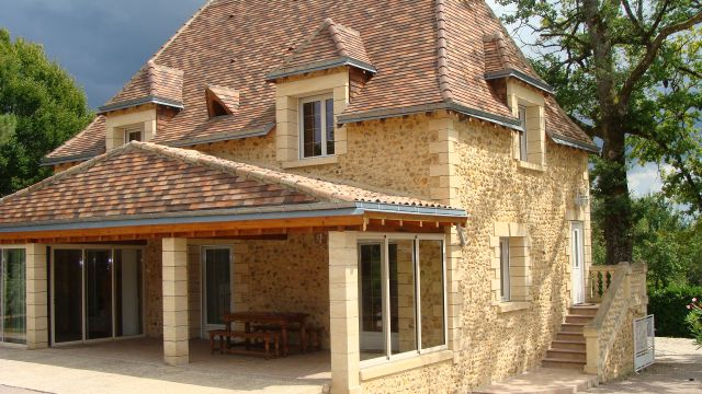 Gite in Saint Geyrac - Vacation, holiday rental ad # 59501 Picture #1