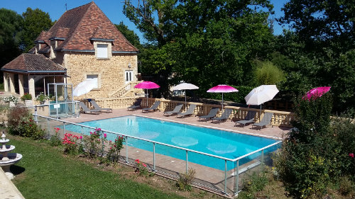 Gite in Saint geyrac for rent for  12 people - rental ad #59501