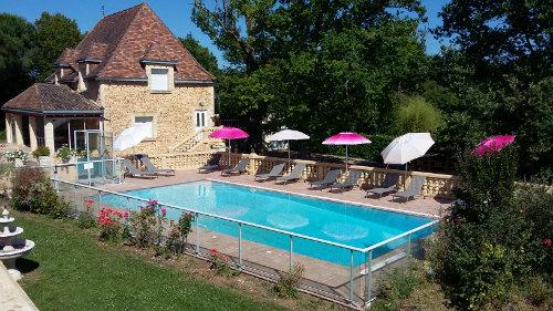 Gite Saint Geyrac - 12 personnes - location vacances  n°59501