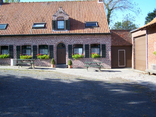Huis Westouter - 12 personen - Vakantiewoning  no 59505