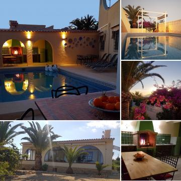 House La Nucia/benidorm - 8 people - holiday home  #59507
