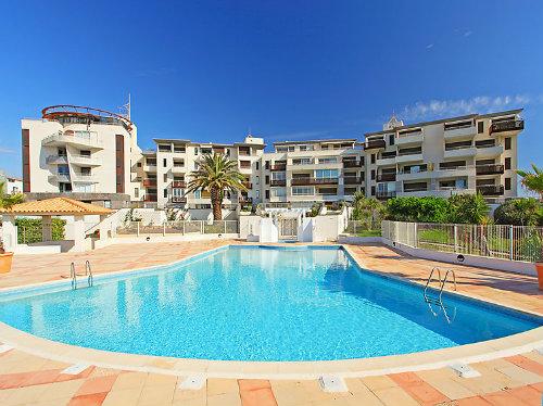 Appartement 5 personen Cap D Agde - Vakantiewoning  no 59523