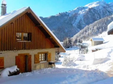 Chalet à Saint jean de maurienne pour  8 •   2 chambres