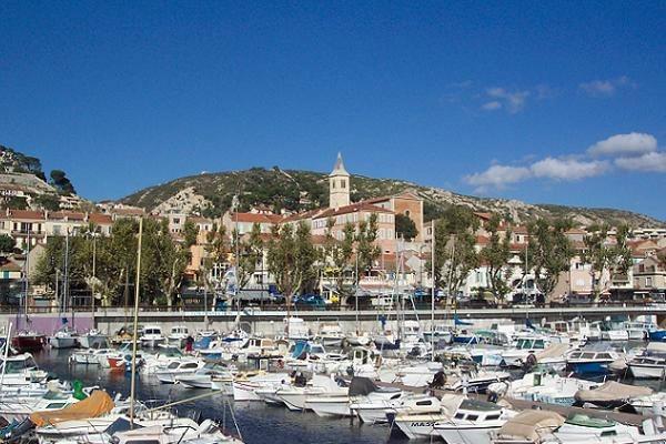 Maison 4 personnes Marseille  - location vacances  n°59551