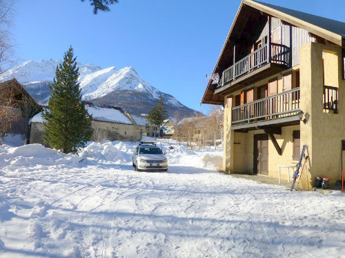 Chalet Serre-chevalier - 6 people - holiday home  #59556