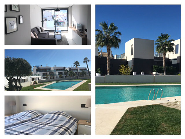 Flat in Villamartin for   4 •   with shared pool   #59565
