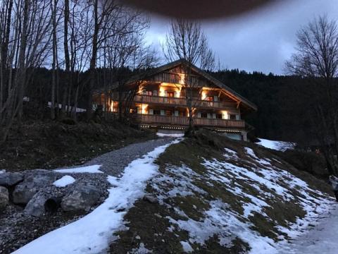 Chalet Abondance - 20 personnes - location vacances  n°59569
