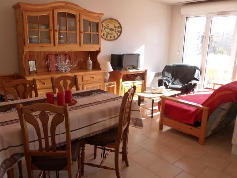 Appartement 4 personnes Frejus - location vacances  n°59570