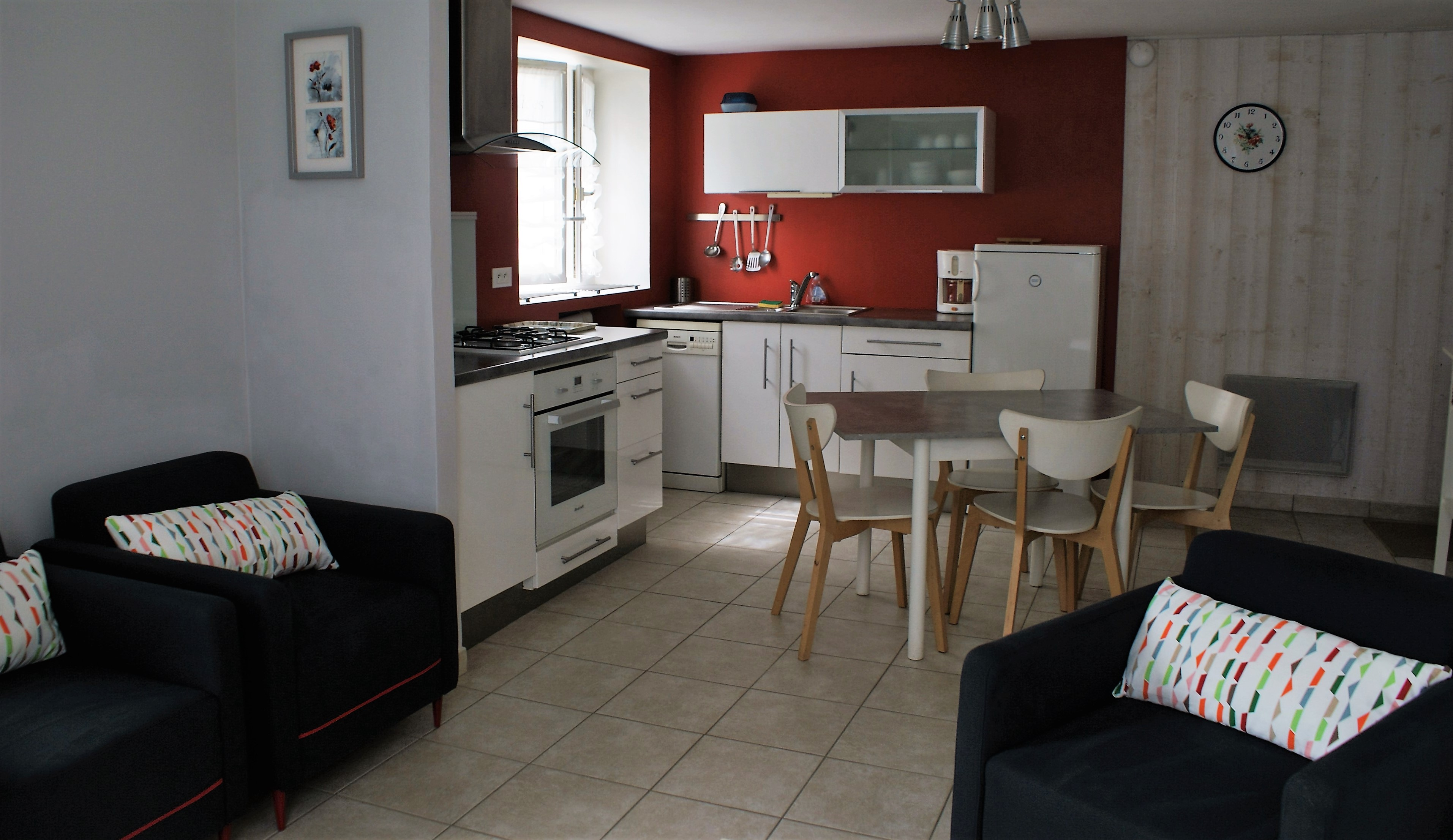 House Pont Saint Martin - 4 people - holiday home  #59581