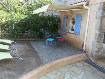 Huis 4 personen Fréjus - Vakantiewoning  no 59582