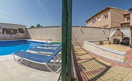 Casa rural Toledo - 28 personas - alquiler n°59588
