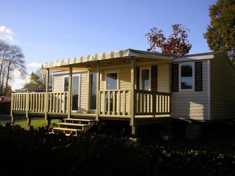 Mobil-home Litteau - 8 personnes - location vacances  n°59608