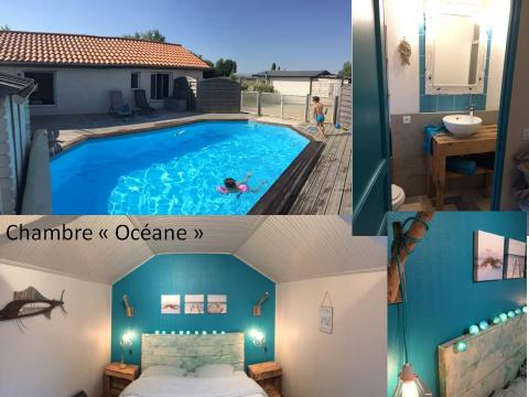 House Saint Jean De Monts - 6 people - holiday home  #59616