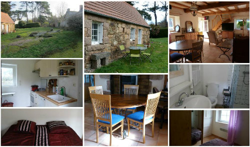 House Perros Guirec  - 4 people - holiday home  #59624