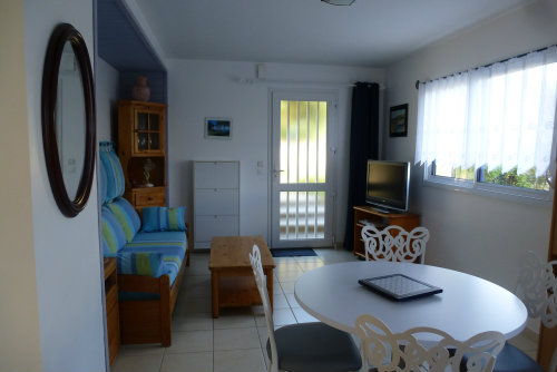Flat in St Pol de Léon - Vacation, holiday rental ad # 59626 Picture #1
