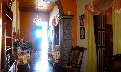 House in Baracoa for   6 •   access for disabled    #59628