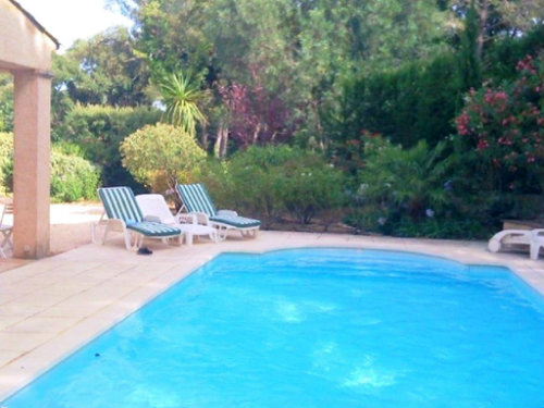 Huis Gassin - 8 personen - Vakantiewoning  no 59634