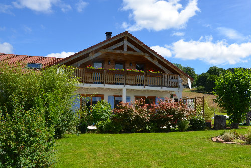 Chalet Granges/aumontzey - 6 people - holiday home  #59635