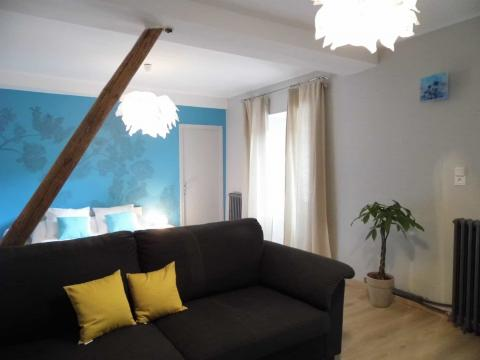 Bed and Breakfast Bagnols Les Bains - 15 personen - Vakantiewoning  no 59652
