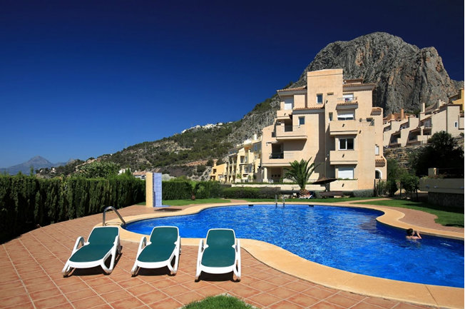 Flat Altea - 4 people - holiday home  #59668