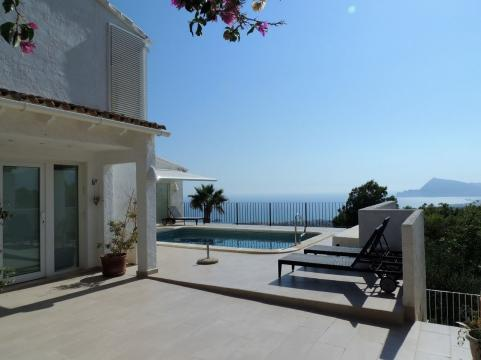 House Altea - 10 people - holiday home  #59670