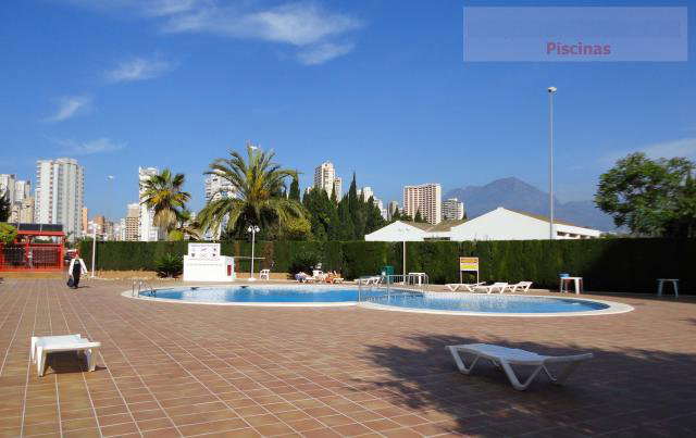 House Benidorm (rincón De Loix) - 4 people - holiday home  #59673
