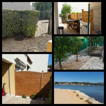 Appartement 4 personnes La Seyne-sur-mer  - location vacances  n°59675