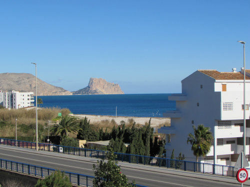 Flat Altea - 4 people - holiday home  #59680