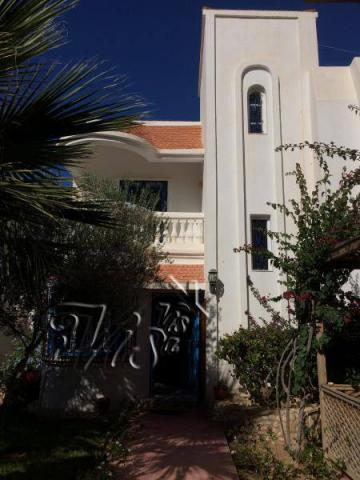 House Djerba - 8 people - holiday home  #59688