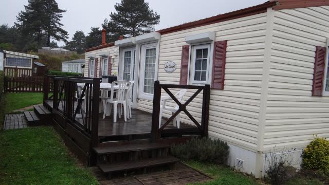 Wohnwagen Quend-plages - 6 Personen - Ferienwohnung N°59703