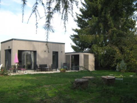 Chalet Tours/veretz - 2 people - holiday home  #59705