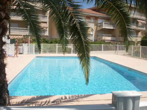 Appartement Saint Raphaël - 4 personnes - location vacances  n°59709