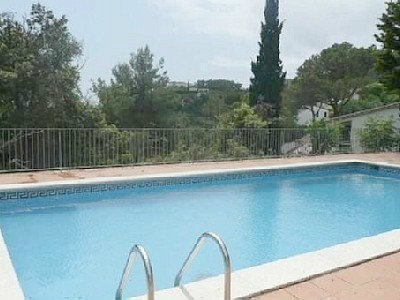 Appartement in Santa maria de llorell (tossa de mar) für  6 •   Privat Parkplatz