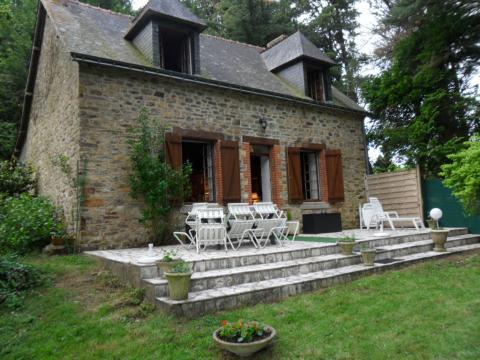 Huis Reminiac - 7 personen - Vakantiewoning  no 59718