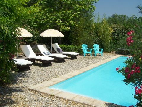 Gite 6 personnes Malemort Du Comtat - location vacances  n°59769
