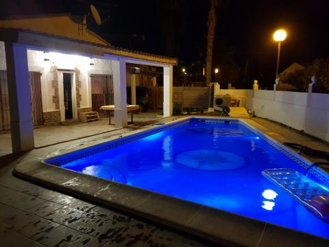House 6 people Orihuela Costa - holiday home  #59774