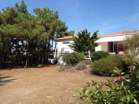 House in Bretignolles sur mer for rent for  12 people - rental ad #59786