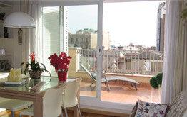 Appartement Barcelona - 8 personnes - location vacances  n°59828